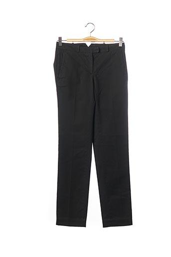 Pantalon casual noir BELLEROSE pour femme