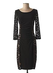 Robe mi-longue noir JOSEPH RIBKOFF pour femme seconde vue