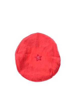 Chapeau rouge LA COMPAGNIE DES PETITS pour fille