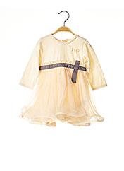 Robe mi-longue beige BILLIEBLUSH pour fille seconde vue