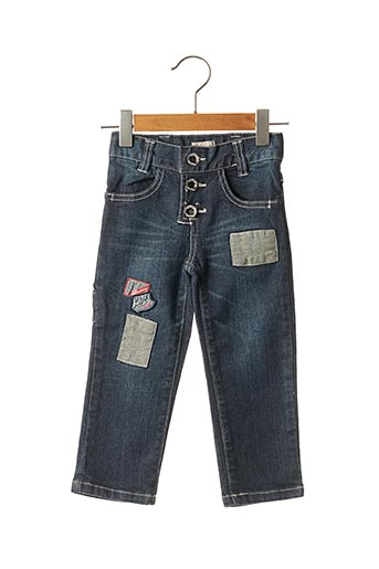 Jeans coupe droite bleu GRAIN DE BLÉ pour garçon