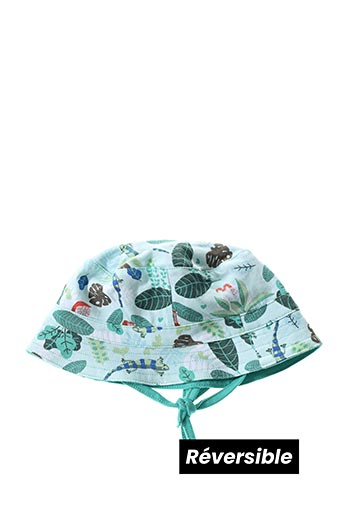 Bonnet vert CATIMINI pour enfant