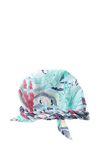 Bonnet vert CATIMINI pour fille
