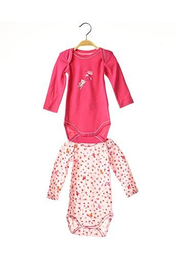 Body rose CATIMINI pour fille
