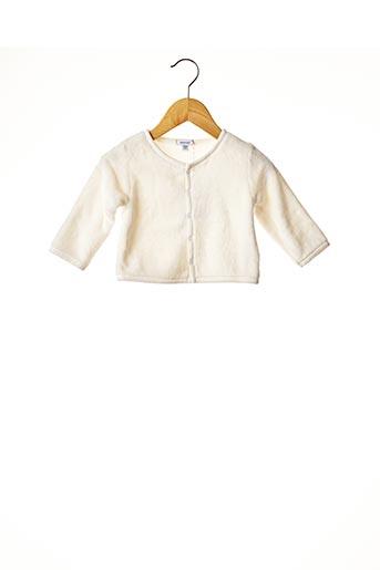 Veste casual blanc ABSORBA pour fille