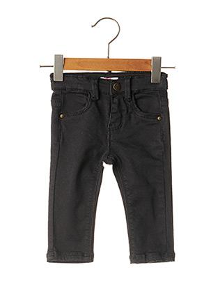 Jeans coupe slim noir ABSORBA pour fille