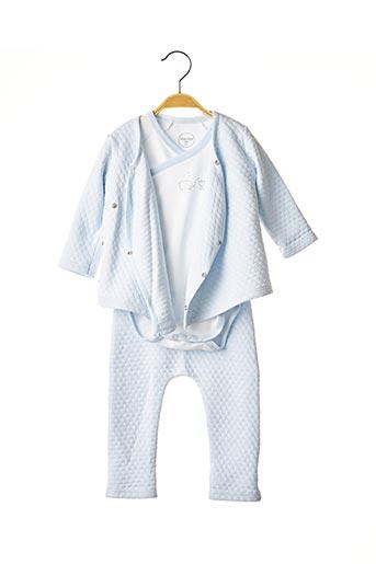 Veste/pantalon bleu ABSORBA pour garçon