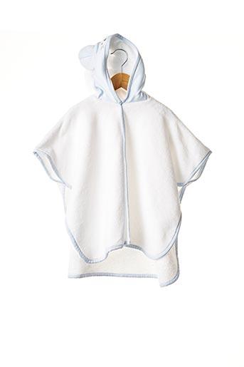 Peignoir blanc ABSORBA pour enfant