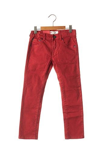 Jeans skinny rouge LEVIS pour garçon