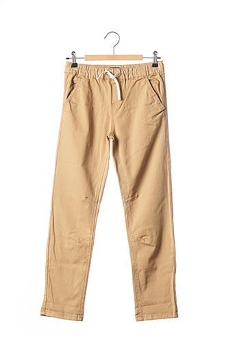 Pantalon casual beige BCAT pour garçon