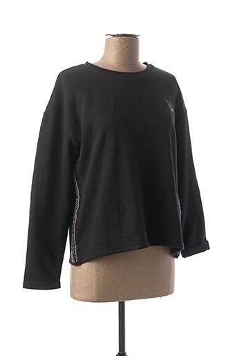 Sweat-shirt noir CHIPIE pour fille