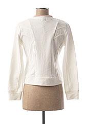 Veste casual blanc CHIPIE pour fille seconde vue