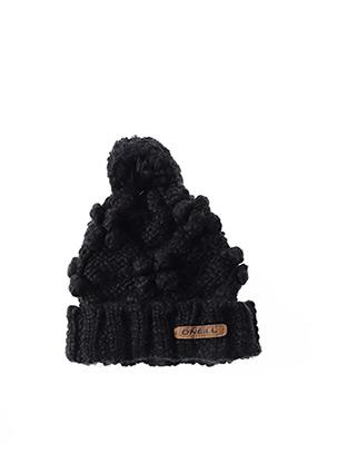 Bonnet noir O'NEILL pour femme