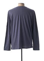 T-shirt manches longues bleu MEXX pour homme seconde vue