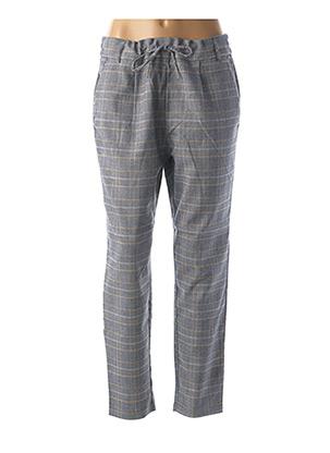 Pantalon chic gris ONLY pour femme