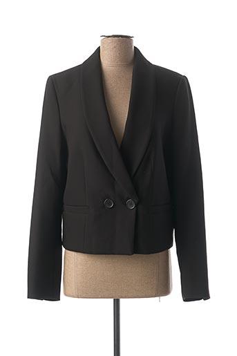 Veste chic / Blazer noir LA FEE MARABOUTEE pour femme