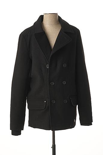 Manteau court noir BLEND pour homme
