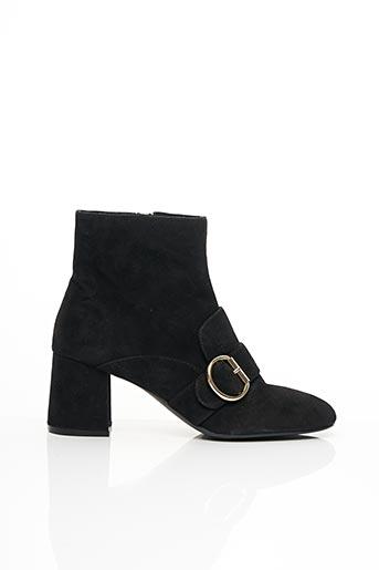 Bottines/Boots noir BRUNO PREMI pour femme