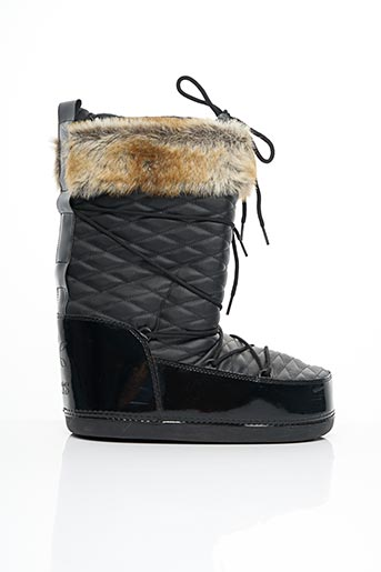 Bottines/Boots noir BARTS pour femme
