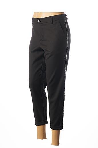 Pantalon 7/8 noir IMPERIAL pour femme