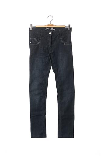 Jeans coupe droite bleu BECKARO pour garçon