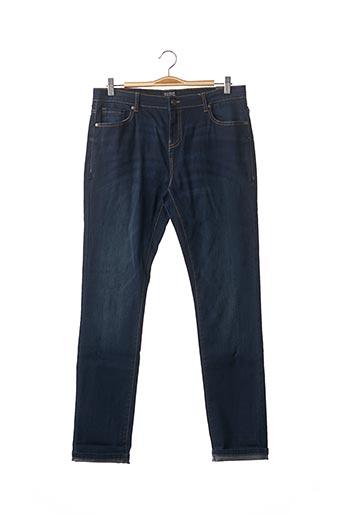 Jeans coupe droite bleu NUKUTAVAKE pour garçon