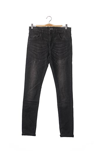 Jeans coupe droite noir NUKUTAVAKE pour garçon