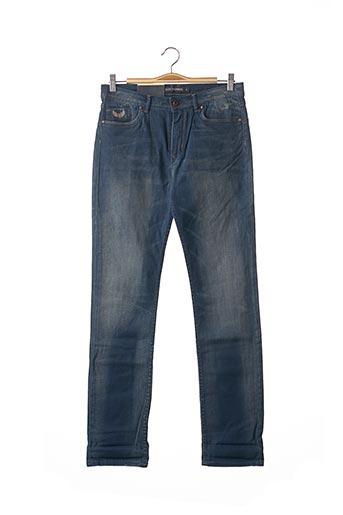Jeans coupe slim bleu KAPORAL pour garçon