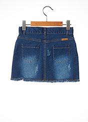 Jupe mi-longue bleu BOBOLI pour fille seconde vue