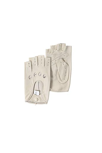 Mitaines beige GLOVE STORY pour femme