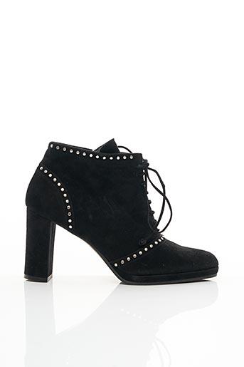 Bottines/Boots noir CRISTINA MILLOTTI pour femme