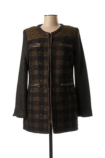 Veste chic / Blazer marron MERI & ESCA pour femme