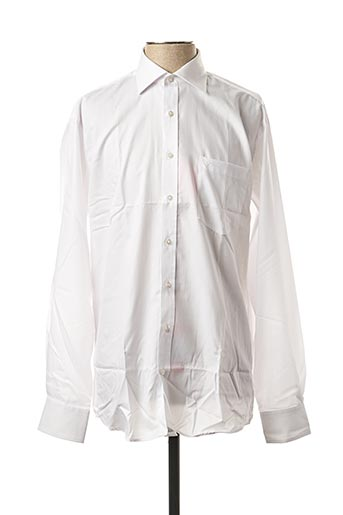 Chemise manches longues blanc BEN GREEN pour homme
