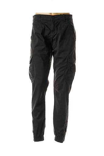 Pantalon casual noir DEELUXE74 pour femme