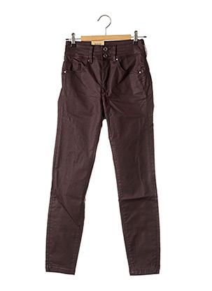 Pantalon casual violet SALSA pour femme