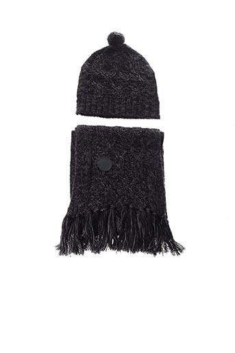 Bonnet noir HOPENLIFE pour homme