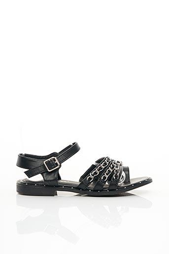 Sandales/Nu pieds noir BESTELLE pour femme