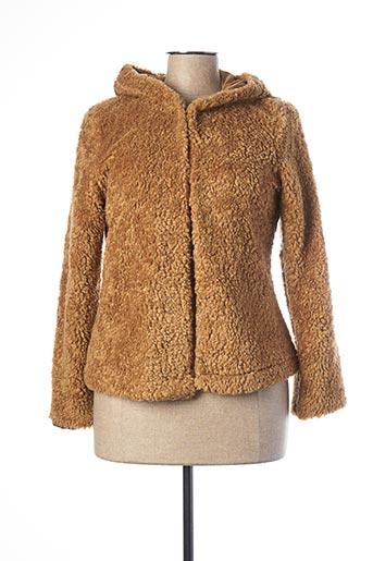 Veste casual marron MINSK pour femme