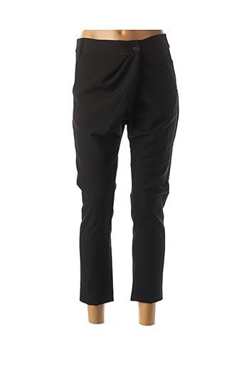 Pantalon 7/8 noir MADO'S SISTER pour femme