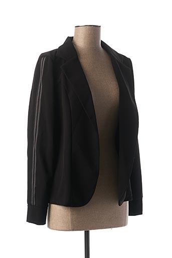 Veste chic / Blazer noir MINSK pour femme