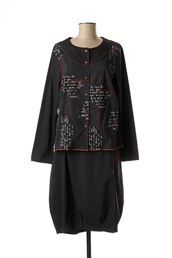 Veste/jupe noir JEAN GABRIEL pour femme
