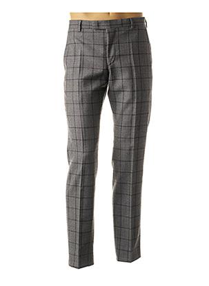 Pantalon chic gris STRELLSON pour homme