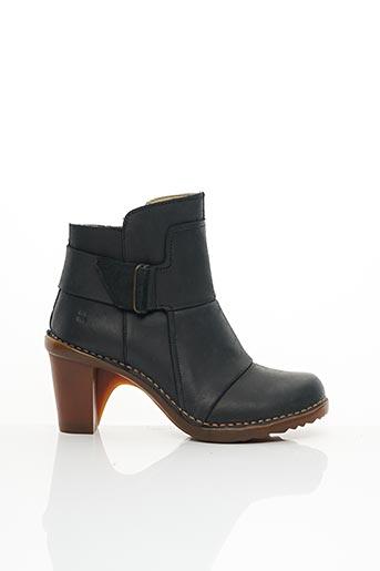 Bottines/Boots noir EL NATURALISTA pour femme