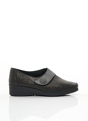 Chaussures de confort marron HIRICA pour homme