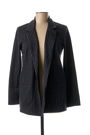 Veste chic / Blazer bleu YERSE pour femme