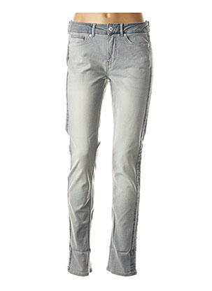 Jeans coupe slim bleu EXPRESSO pour femme