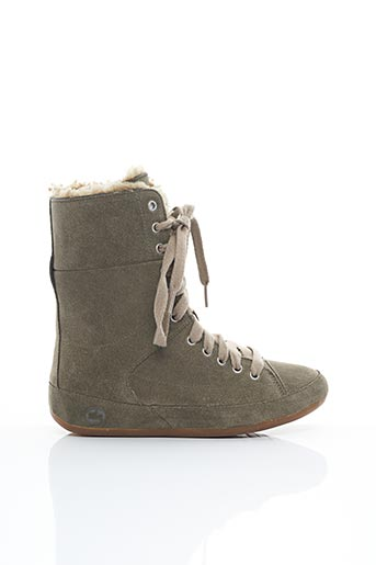 Bottines/Boots vert FITFLOP pour femme