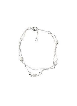 Bracelet gris CERTUS pour femme