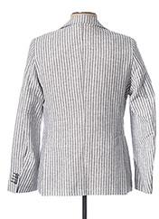 Veste chic / Blazer gris MANUEL RITZ pour homme seconde vue