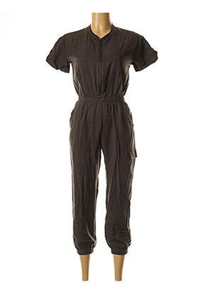Combi-pantalon marron IKKS pour fille